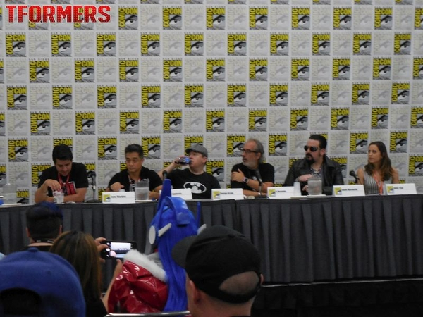 SDCC 2016 - Panel Report Machinima Transformers Combiner Wars