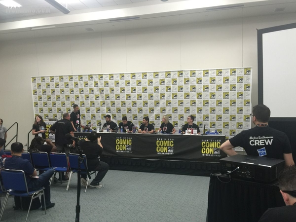 SDCC 2017 - Hasbro Panel Transformers News Live Report