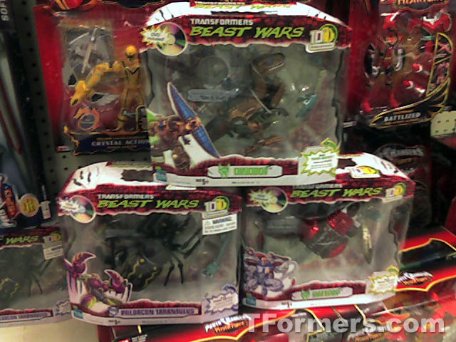 Beast Wars 10th Wave 2 Sighted