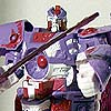 Review - Transformers Timelines Alpha Trion