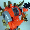 Justitoys Red Prototype Version WST Snarl