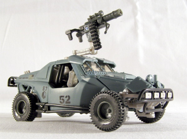Landmine Movie Figure Review Transformers News Reviews